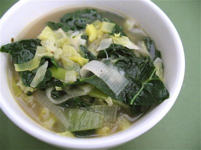 Cabbage soup 2