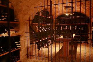 Spring cellar
